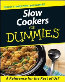 Slow Cookers For Dummies, EPUB eBook