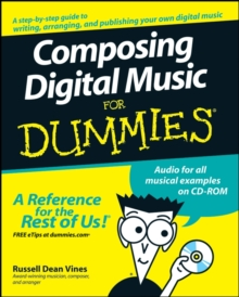 Composing Digital Music For Dummies, EPUB eBook