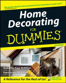 Home decorating for dummies 9781118068977 telegraph - Interior design for dummies ...