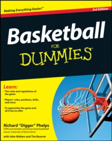 Basketball For Dummies, Paperback / softback Book