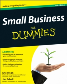Small Business For Dummies, Paperback Book