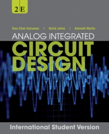 Analog Integrated Circuit Design, Paperback / softback Book