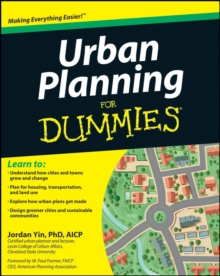 Urban Planning for Dummies, Paperback Book