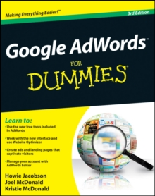Google Adwords for Dummies (R), 3rd Edition, Paperback Book