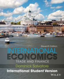 International Economics : Trade and Finance, Paperback Book