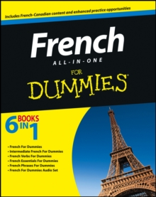 French All-in-One For Dummies : with CD, Paperback / softback Book