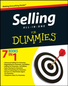 Selling All-in-One For Dummies, EPUB eBook