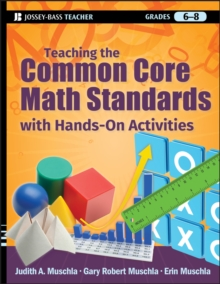 Teaching the Common Core Math Standards with Hands-On Activities, Grades 6-8, EPUB eBook