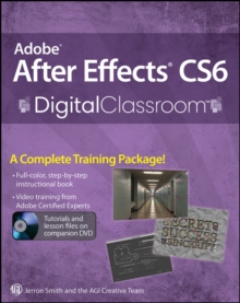 Adobe After Effects CS6 Digital Classroom, EPUB eBook