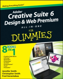 Adobe Creative Suite 6 Design and Web Premium All-in-One For Dummies, EPUB eBook