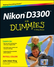 Nikon D3300 For Dummies, EPUB eBook