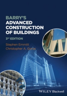 Barry's Advanced Construction of Buildings, Paperback Book