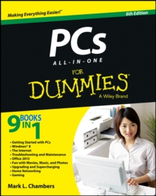 PCs All-in-One For Dummies, Paperback / softback Book