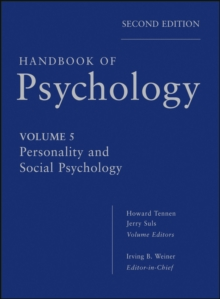 Handbook of Psychology, Personality and Social Psychology, EPUB eBook