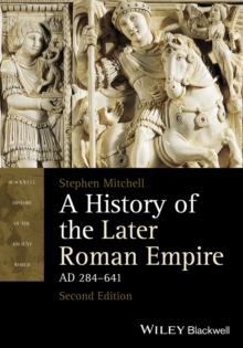 A History of the Later Roman Empire, Ad 284-641, Paperback Book