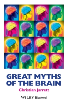 Great Myths of the Brain, Paperback / softback Book