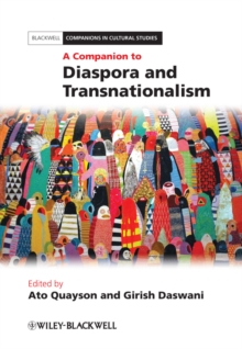 A Companion to Diaspora and Transnationalism, EPUB eBook