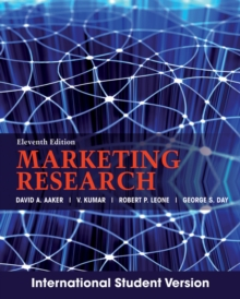 Marketing Research, Paperback Book