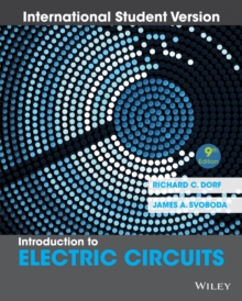 Introduction to Electric Circuits, Paperback / softback Book