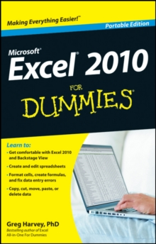 Excel 2010 For Dummies, PDF eBook