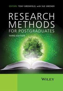 Research Methods for Postgraduates, Paperback Book