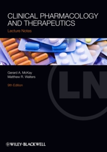 Clinical Pharmacology and Therapeutics, Paperback / softback Book