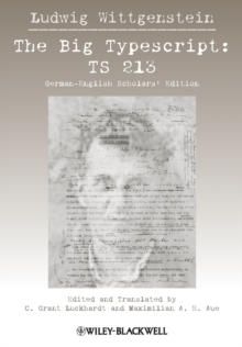 The Big Typescript : Ts 213, Paperback Book