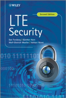LTE Security, Hardback Book