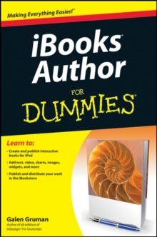 iBooks Author For Dummies, EPUB eBook