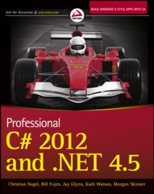 Professional C# 2012 and .NET 4.5, PDF eBook