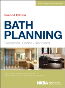 Bath Planning : Guidelines, Codes, Standards, PDF eBook