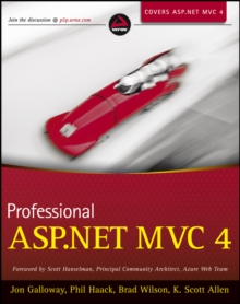 Professional ASP.NET MVC 4, EPUB eBook