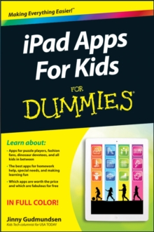 iPad Apps for Kids For Dummies, Paperback Book