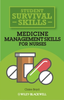 Medicine Management Skills for Nurses, PDF eBook
