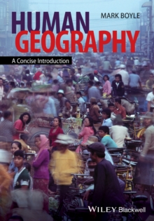 Human Geography - a Concise Introduction, Paperback Book