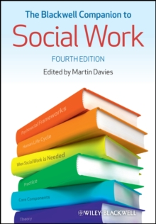 The Blackwell Companion to Social Work, Paperback Book