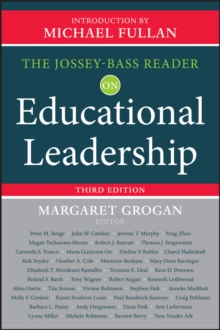 The Jossey-Bass Reader on Educational Leadership, Paperback / softback Book