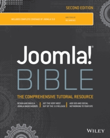Joomla! Bible, EPUB eBook