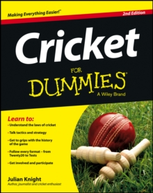 Cricket For Dummies, Paperback / softback Book