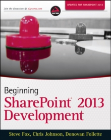 Beginning Sharepoint 2013 Development, Paperback Book
