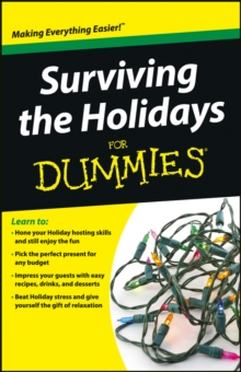 Surviving the Holidays For Dummies, PDF eBook