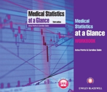 Medical Statistics at a Glance Text and Workbook, Paperback Book
