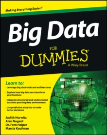 Big Data For Dummies, Paperback / softback Book