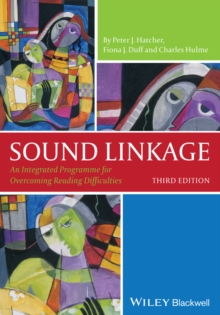 Sound Linkage - an Integrated Programme for       Overcoming Reading Difficulties 3E, Paperback Book