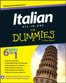 Italian All-in-One For Dummies, Mixed media product Book