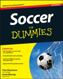 Soccer For Dummies, Paperback / softback Book