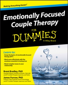 Emotionally Focused Couple Therapy For Dummies, Paperback / softback Book