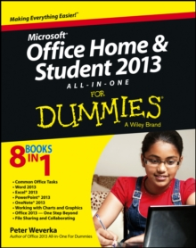 Office Home & Student 2013 All-In-One for Dummies, Paperback Book