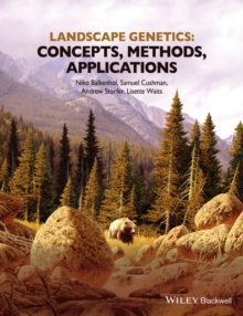Landscape Genetics - Concepts, Methods,           Applications, Paperback Book