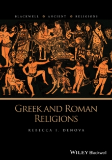 Greek and Roman Religions, Paperback / softback Book